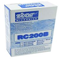 Star RC200B / SP200 Black Fabric Ribbon