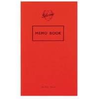 Silvine Memo Book Ruled Feint 042F Pk24