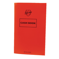 Silvine Cash Book 159x95mm 36 Lf Pk24