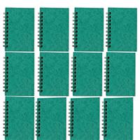 Silvine A6 Wirebound Notebook Pk12 SPA6