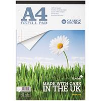 Silvine Carbon Neutral A4 Refill Pad Pk5