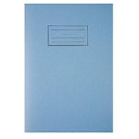 Silvine Blue A4 Exercise Book Pk10 EX108