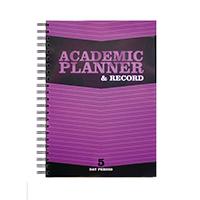 Silvine Teacher Academic Planner 5 EX201