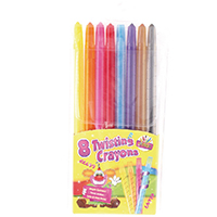 Tallon Twist Action Crayons - Pk96