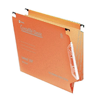CrystalFile Orange FC Lateral 330 Files