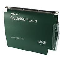 Crystalfile Green 50mm Ex Latrl File P25