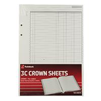 Rexel Crown 3C F9 Treble Cash Refill
