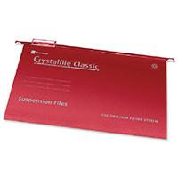 Crystalfile FC Red Suspension Files Pk50