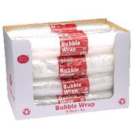 Postpak Clear Bubble Wrap Pk12