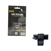 Calculator Ink Roller IR40T Rd/Blk SPR42