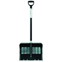 Elbrus Black Aluminium Snow Shovel