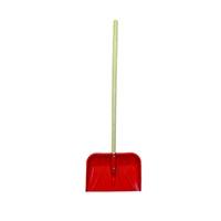 Red Smart Snow Pusher / Shovel