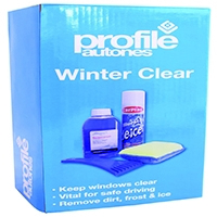 Winter Car Care Cold Weather Kit