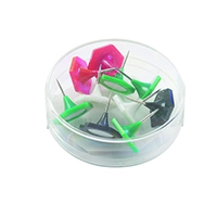 Indicator Pin Large Assorted Pk10 20891