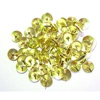 Brass Drawing Pins 12.5mm Pk1000