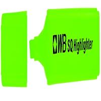 HiGlo Green Highlighter Pens PK10