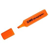 HiGlo Orange Highlighter Pens Pk10