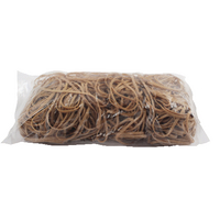 Size 38 Rubber Bands 454g Pack