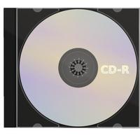 CD-R Slimline Jewel Case 80min 52x 700MB
