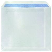 White C5 S/Seal Envelopes Boxed Pk500