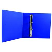 Blue 50mm Pres 4D-Ring Binder Pk10