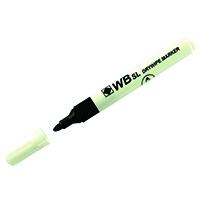Bullet Tip Black Whiteboard Marker Pk10