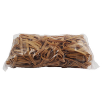 Size 80 Rubber Bands 454g Pack