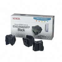 Xerox Phaser 8560 Black Solid Ink Pk3