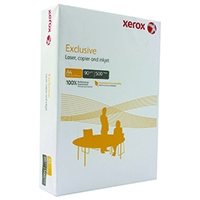 Xerox Exclusive A4 White Paper Ream 90g