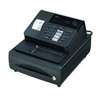 Casio Cash Register Black CASIO SEG1