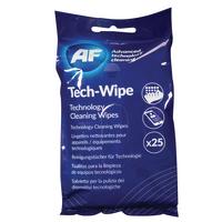 AF Mobile Technology Wipes Pk25
