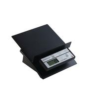 Alba Black Electronic 1kg Postal Scale
