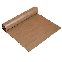 Brown Coated 900mmx100m Kraft Paper Roll