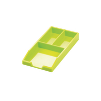 Avery Cool/Grn ColorStak Bits/Bobs Tray