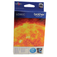 Brother Ink Cartridge LC980C Cyan
