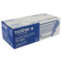 Original Brother TN2005 Black Toner
