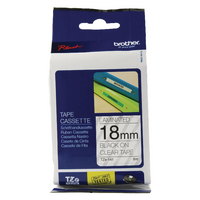 Original Brother PTouch Tape 18mm TZ141