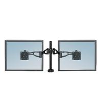 Fellowes Pro Series Dual Monitor Arm
