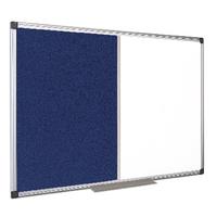 Bi-Office 900x600mm Combo/Magn Board