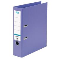 Elba PVC A4 70mm Purple Lever Arch File