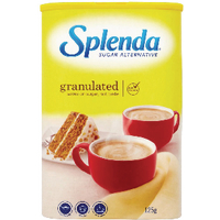 Splenda Sweetener 125g A07756
