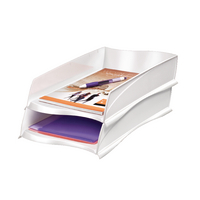 CEP Ellypse Ext.Strong White Letter Tray