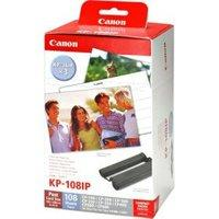 Canon KP-108IN, Ink +108 Postcards (100 x 148mm)