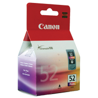 "Original Canon CL52 ""FINE"" Photo Ink"