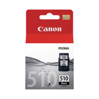 "Original Canon PG-510 ""FINE"" Black Ink"