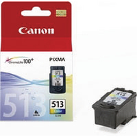 Canon Ink Cartridge CL-513 Tri Colour High Capacity
