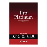 Canon A4 Pro Platinum Photo Paper Pk20