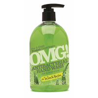 OMG Antibac T/Tree/Aloe Hand Wash 500ml