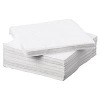Napkin 2-Ply 330x330mm White P100 502135