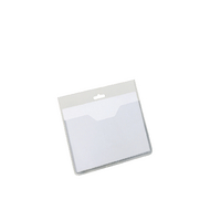 Durable Visitor Badge W/out Clip 8136/19